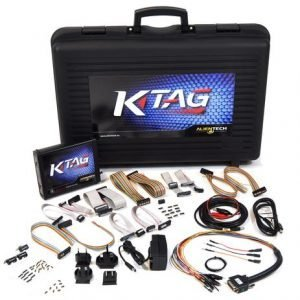 Alientech K-Tag (Slave) Starter Kit- Full Protocols – 12 Months Subscriptions