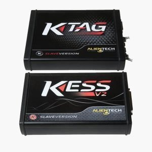 Kessv2 & K-TAG Flash tool SLAVE version